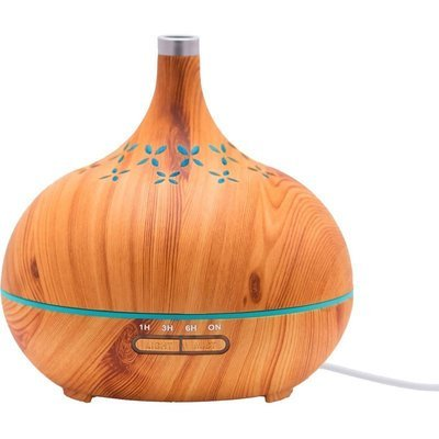 Aromalamps aromatherapy ultrasonic diffuser lamp Equador